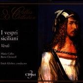 I vespri siciliani by Erich Kleiber