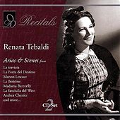 Renata Tebaldi by Various Artists