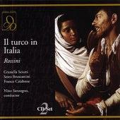 Il turco in Italia by Nino Sanzogno