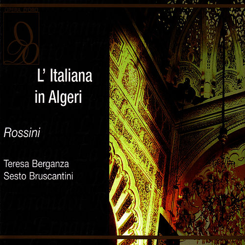 L'Italiana in Algeri by Giaocchino Rossini