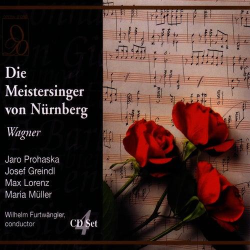 Die Meistersinger von Nurnberg by Wilhelm Furtwangler