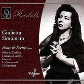 Giulietta Simionato: Volume 1 by Various Artists