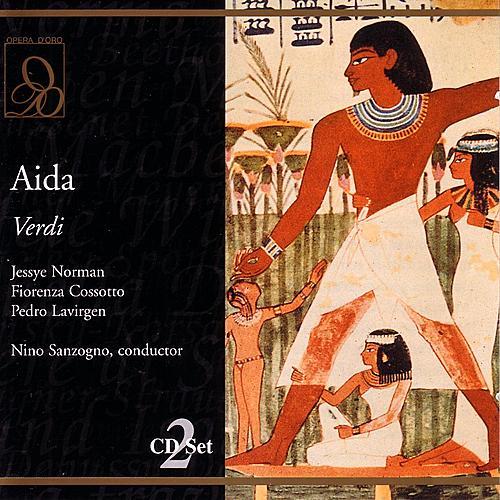 Aida by Nino Sanzogno