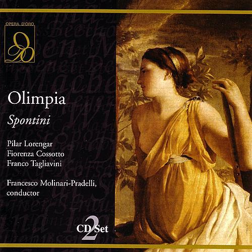 Olimpia by Gasparo Spontini