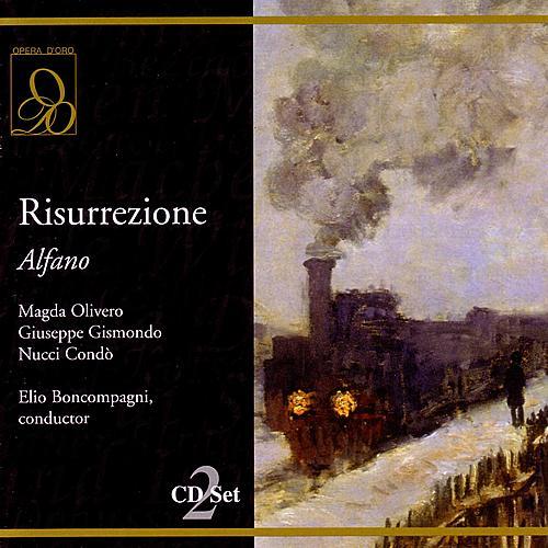 Risurrezione by Elio Boncompagni