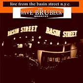 Live from the Basin Street N.Y.C. by Dave Brubeck