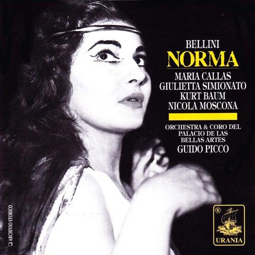 Bellini: Norma by Maria Callas