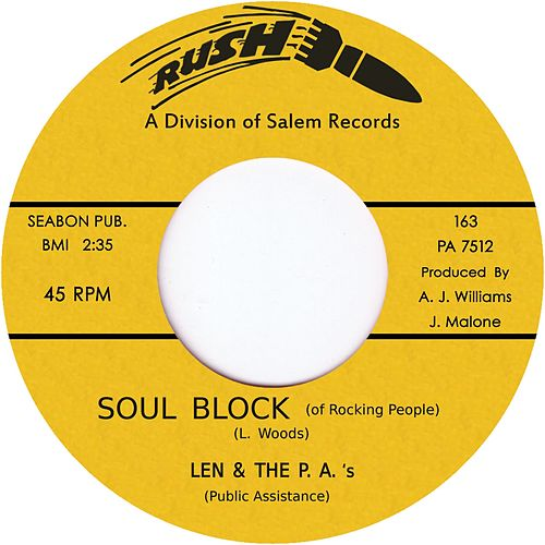 Soul Block by Len