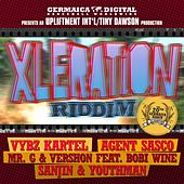 Xleration Riddim by Various Artists
