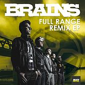 Brains (Full Range Remix) EP by The Brains