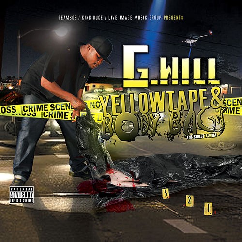 Yellow Tape & Body Bags by Various Artists