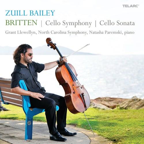 Britten: Cello Symphony / Cello Sonata by Zuill Bailey