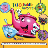100 Toddler Favorites, Vol. 1 by Music For Little People Choir