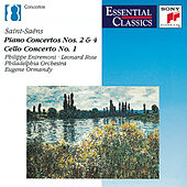 Saint-Saëns: Piano Concertos Nos. 2 & 4, Cello Concerto, Introduction and Rondo Capriccioso by Various Artists