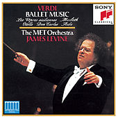 Verdi: Ballet Music from the Operas by James Levine; Metropolitan Opera Orchestra