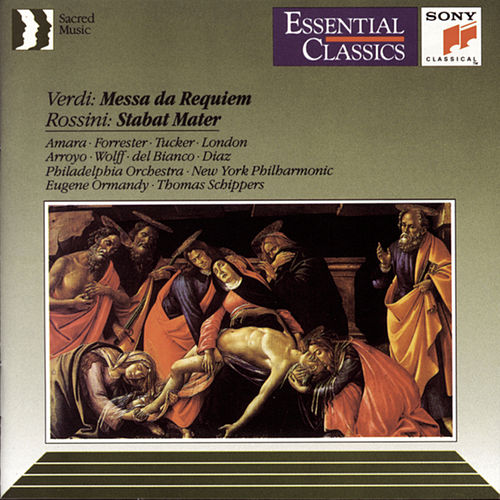 Verdi: Requiem; Rossini: Stabat Mater by Various Artists