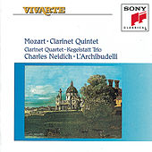 Mozart: Chamber Music with Clarinet by L'Archibudelli