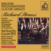 New Year's Eve Concert - Berlin 1992 (Don Juan/Burleske/Till Eulenspiegel/Der Rosenkavalier) by Various Artists