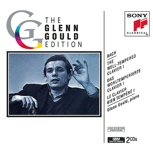 Bach:  The Well-Tempered Clavier Book I, BWV 846-869 by Glenn Gould