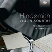 Hindemith: Violin Sonatas by Elliot Lawson