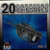 20 Corridos Chingones vol.3 by Various Artists