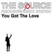 You Got the Love by The Source (Jazz)
