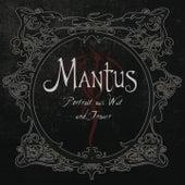 Portrait aus Wut und Trauer by Mantus
