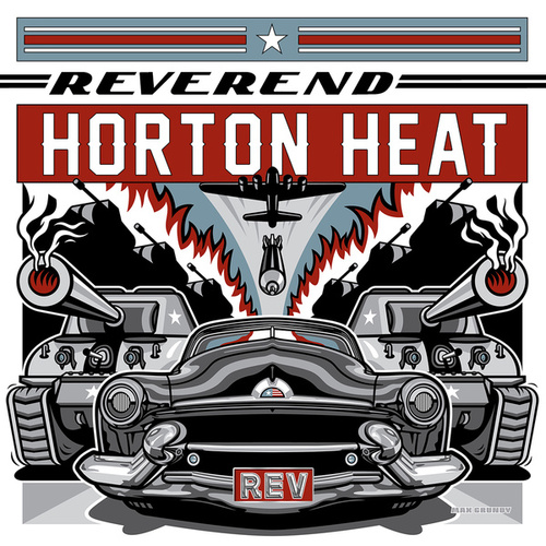 Rev by Reverend Horton Heat