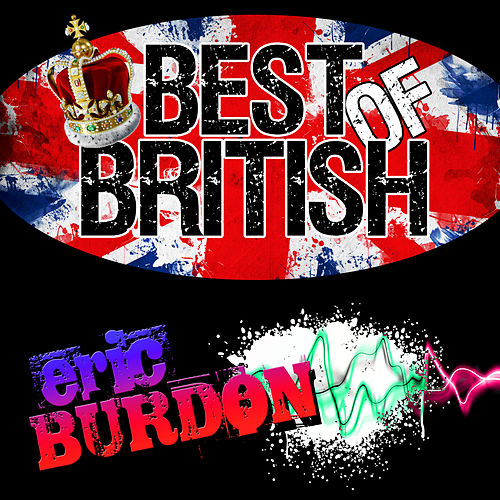 Best Of British by Eric Burdon