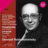 Tchaikovsky: Symphony No. 5, Op. 64  - Janáček: Taras Bulba, JW VI/15 by BBC Symphony Orchestra