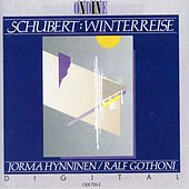 Schubert: Winterreise by Jorma Hynninen