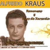Alfredo Kraus - Romanzas y Duos de Zarzuelas by Alfredo Kraus