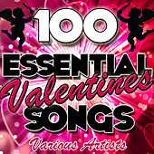 100 Essential Valentines Songs von Various Artists