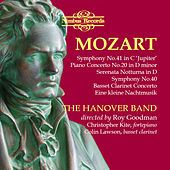 Mozart: The Hanover Band by The Hanover Band