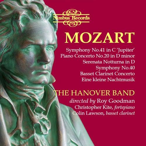 Mozart: The Hanover Band by The Hanover Band