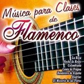 Música para Clases de Flamenco by Various Artists