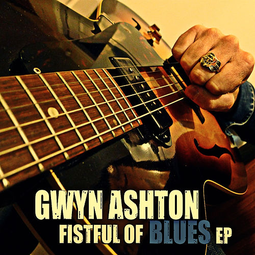 Fistful of Blues by Gwyn Ashton