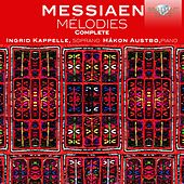 Messiaen: Mélodies Complete by Håkon Austbö