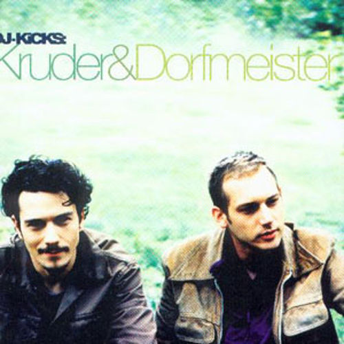 Black Baby (DJ-Kicks) by Kruder & Dorfmeister