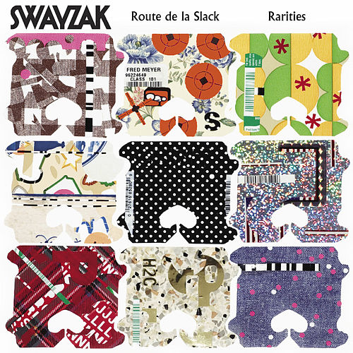 Route De La Slack: Rarities EP by Swayzak