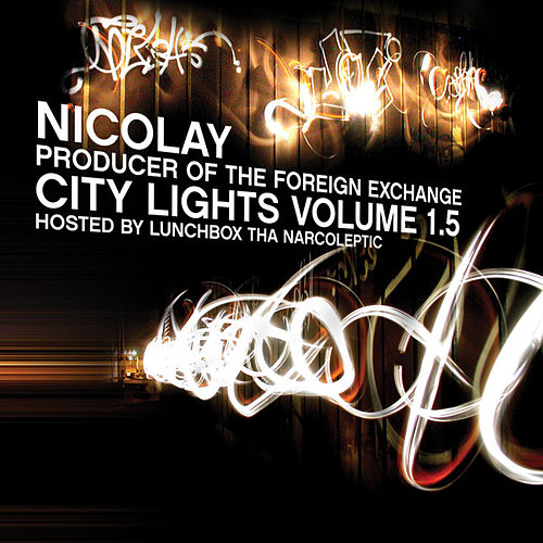 City Lights Vol. 1,5 by Nicolay
