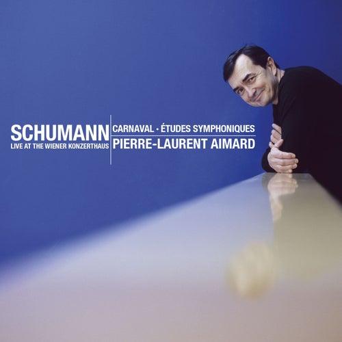 Schumann : Etudes symphoniques & Carnaval by Pierre-Laurent Aimard