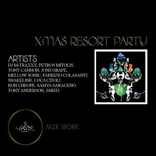 X-Mas Resort Party by Various Artists
