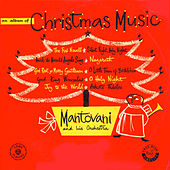 An Album of Christmas Music von Mantovani & His Orchestra