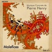 Malefices et musique concrete by Pierre Henry