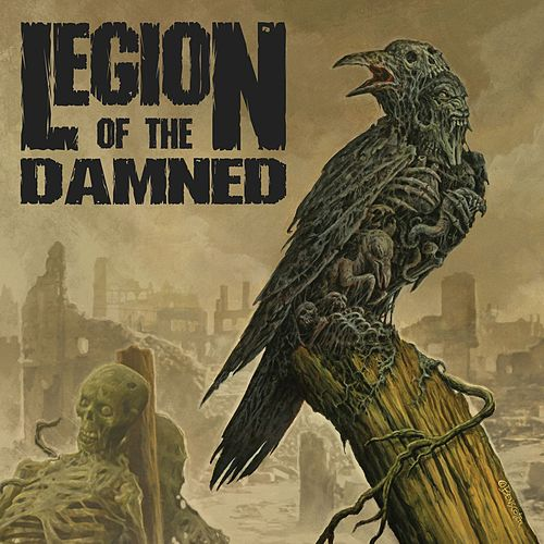 Ravenous Plague by Legion Of The Damned