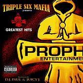 Prophet's Greatest Hits by Three 6 Mafia