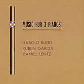 Music For Three Pianos by Harold Budd