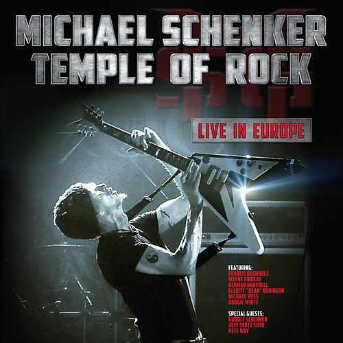 Temple of Rock - Live in Europe by Michael Schenker