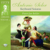 Soler: Keyboard Sonatas, Vol. 3 by Pieter-Jan Belder
